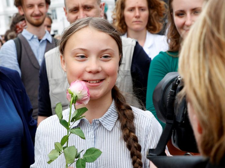 Greta Thunberg turns 17 today. Here's how she started a