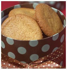 Ginger Biscuits | Huletts Sugar