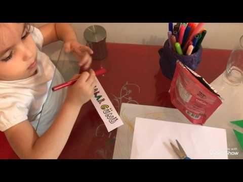 BABALAR GÜNÜ İÇİN KUKLA TİYATROSU HAZIRLADIK – Montessori Etkinlikleri