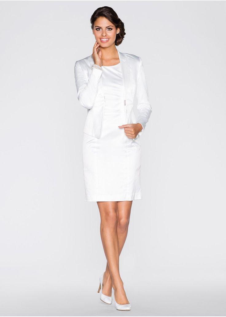 Costum blazer + rochie, 2 piese/set • 369.9 lei • bonprix