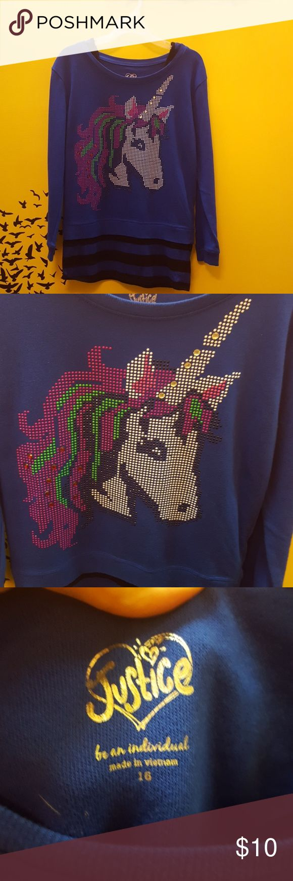 Create your own designs amp sell your design online shirts zazzle - Justice Horse Sweatshirt This Is Such A Cute Sweatshirt For A Little Girl A Cute Little Sequence Horse On It With Stripes At The Bottom But Go Great With