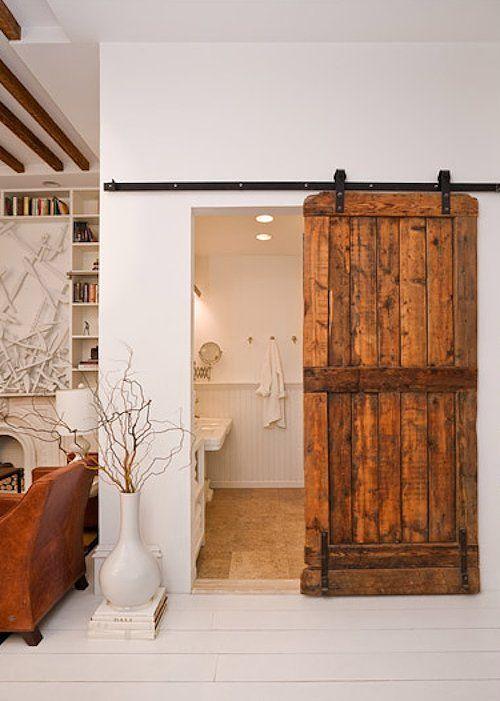 So a Türe wäre a ziemlich steil!