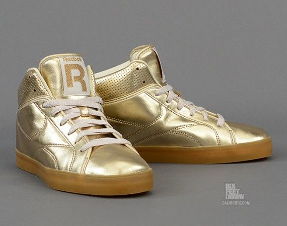 Reebok T Raww   Tyga's Shoe