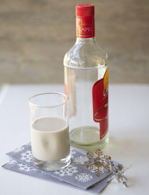 Cola de mono / Chilean Coffee eggnog | En mi cocina hoy