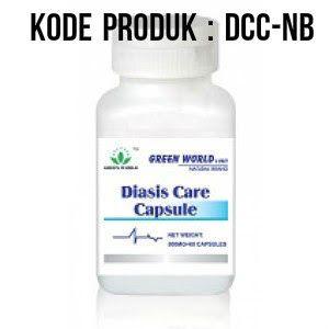 """Diasis Care Capsule Dari Green World >> Obat Herbal Hipertensi/Darah Tinggi Terbaik. Mampu turunkan tekanan darah tinggi secara alami TANPA EFEK SAMPING. Produk Green World berkualitas. Khusus pemesanan hari ini, """"TRANSFER PEMBAYARAN SETELAH BARANG SAMPAI"""" (Pemesanan 1-2 botol ke daerah Pulau Jawa)."""