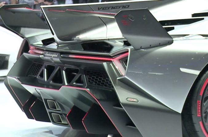 Svelata la nuova Lamborghini Veneno / Motor Tech / YouTech - You Tech