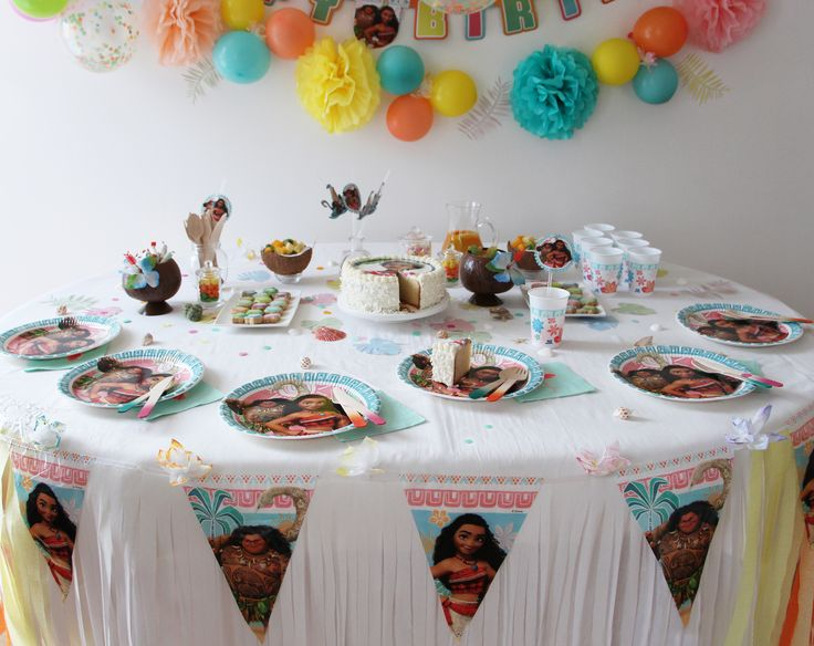 51 best anniversaire vaiana images on pinterest beach ball party beach party and birthdays. Black Bedroom Furniture Sets. Home Design Ideas