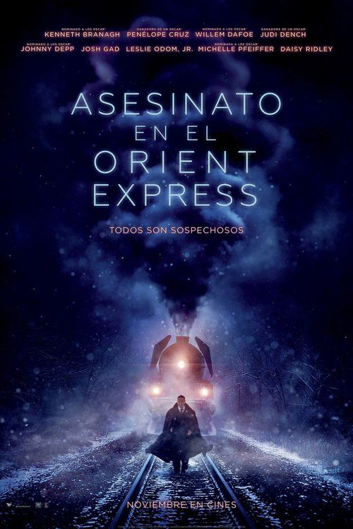 Watch->> Murder on the Orient Express 2017 Full - Movie Online