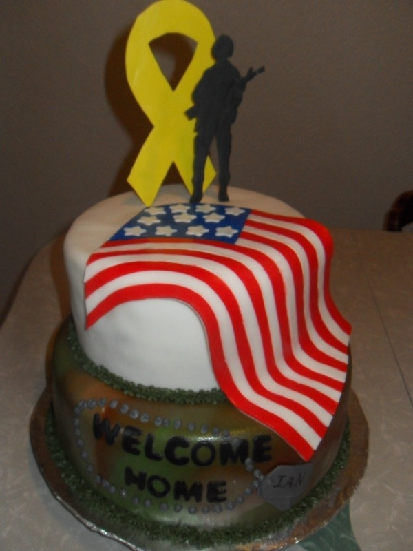 Possible homecoming cake to make for my baby!!