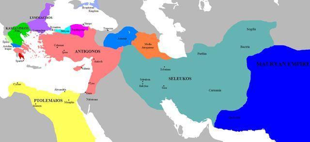 Κάσσανδρος – Ο άνθρωπος που εξαφάνισε τους απογόνους του Μεγάλου Αλεξάνδρου