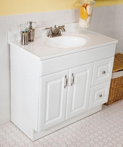 Arkansas 36in Vanity By St Paul Home Products Online The Depot