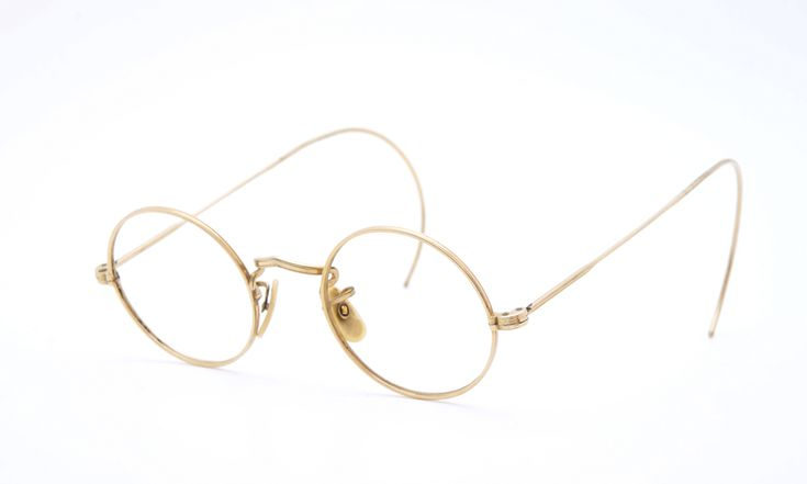 American optical ヴィンテージ メガネ[early 1930's American Optical SQUIRE] | PON MEGANE | JAPAN