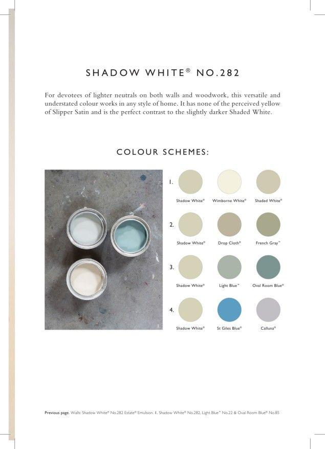 Best Farrow Ball Shadow White No 282 Paints Pinterest 400 x 300