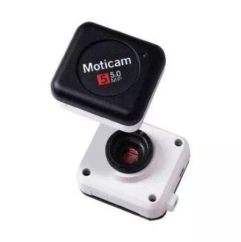 microscopio digital profesional con software de medición
