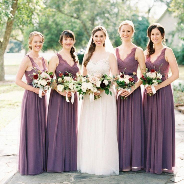 31 best bridesmaid dress images on Pinterest | Flower girls ...