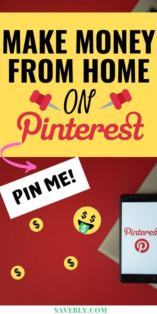 How To Make Money On Pinterest Without A Blog – Make Money from Home