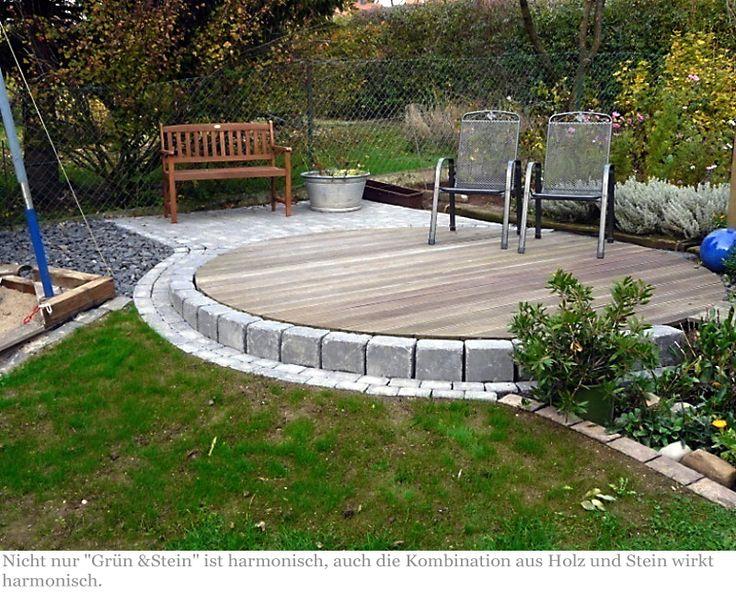 terrasse holz und stein google suche terrasse pinterest terrasse holz terrasse und suche. Black Bedroom Furniture Sets. Home Design Ideas