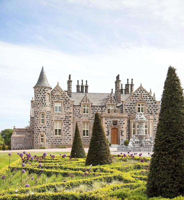 budget wedding venues north yorkshire%0A Traditional Scottish Baronial Mansion with secret stairways  fairytale  turrets  stunning chandeliers and extensive grounds