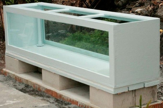 Plywood Aquarium DIY Instructional