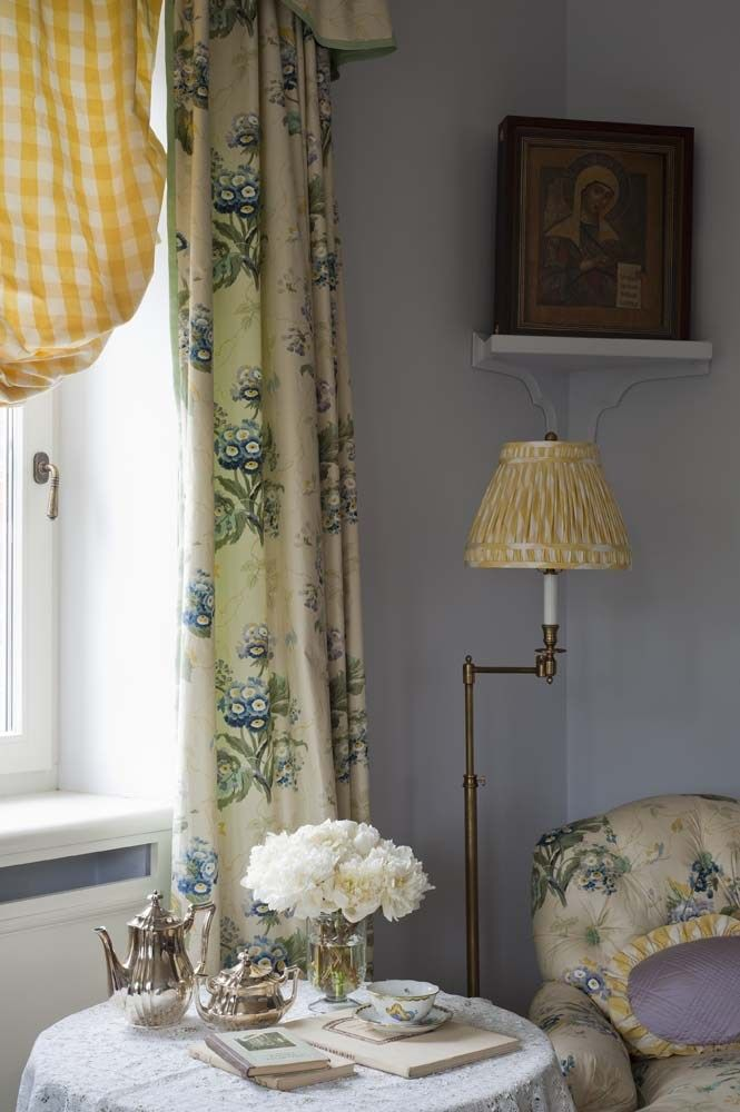 a storybook country house by kirill istomin window treatments rh pinterest com
