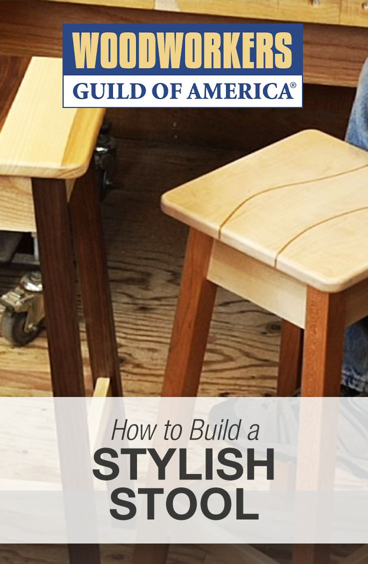 How To Build A Stool