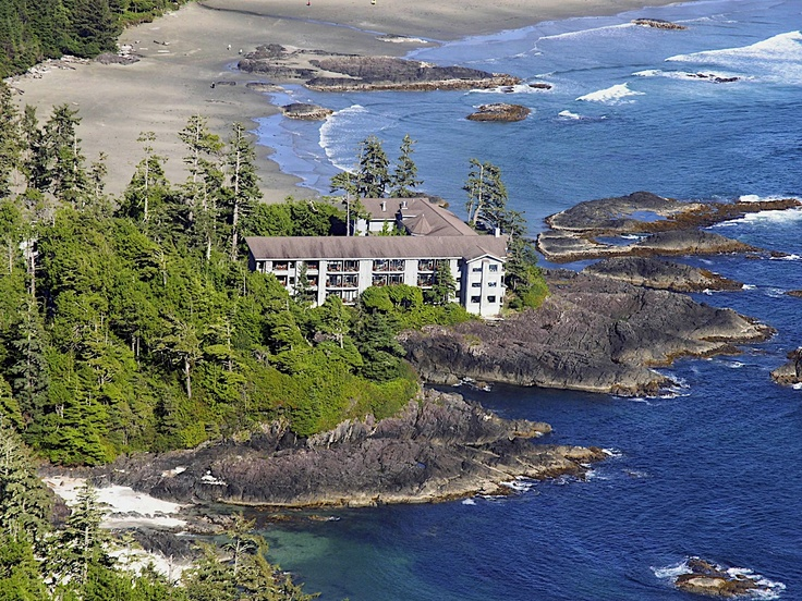 Wickaninnish Inn, This place looks so heavenly.