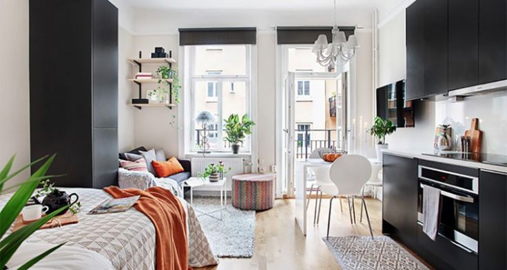 10 ideias de como decorar espa os pequenos anna fasano for Decorar piso 20m2