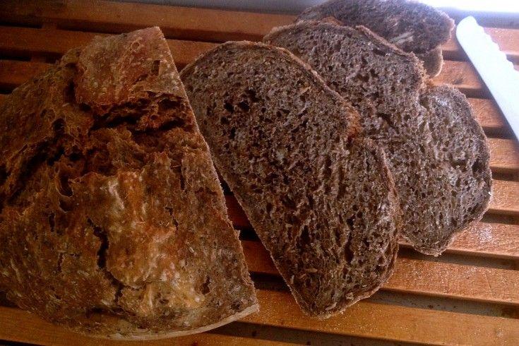 Ambachtelijk & lekker: zelfgemaakt brood van bierbostel - Culy.nl