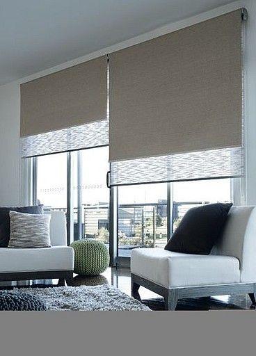 17 mejores ideas sobre persianas de tela en pinterest - Persianas de tela enrollables ...