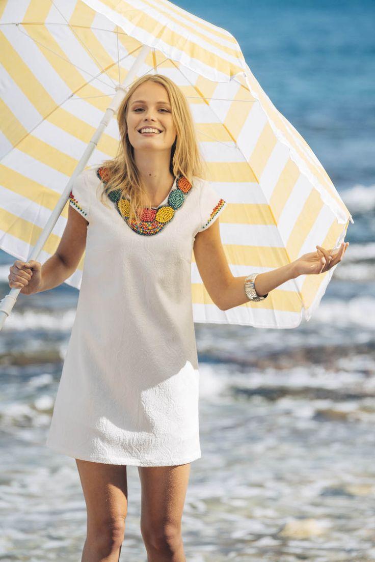 Vestido Celtic #nuevacoleccion #newcollection #springsummer #ss16 #vestido
