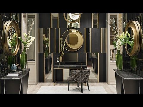 34 Best Gold Interiors Images On Pinterest
