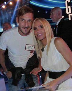 GF VIP news 2/2017 : Francesco Totti e Ilary Blasi condurranno insieme!?