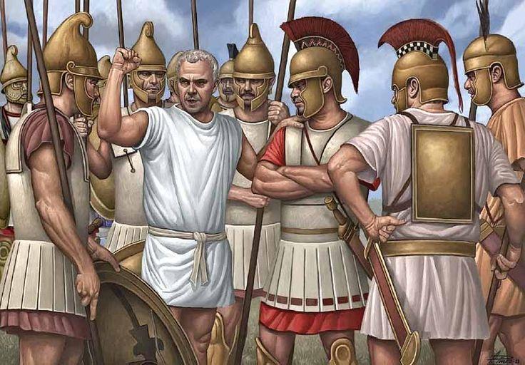 Agathocles (361 – 289 BC) was a Greek tyrant of Syracuse ...