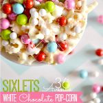 The 36th AVENUE | White Chocolate Popcorn Recipe | The 36th AVENUE - I will be making this for Movie Night!!