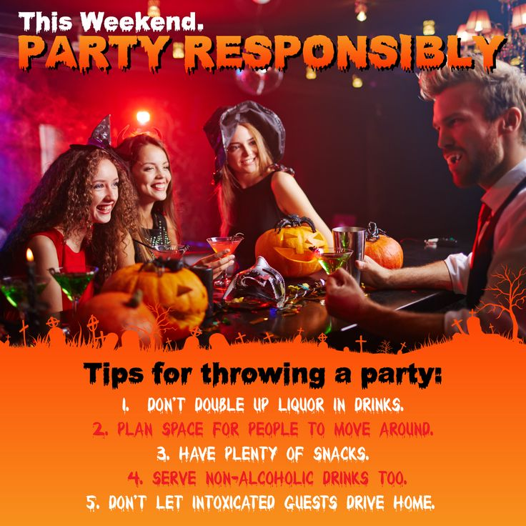 Some tips for throwing and going to a successful Halloween party > read more > http://bit.ly/2eRrbJ1