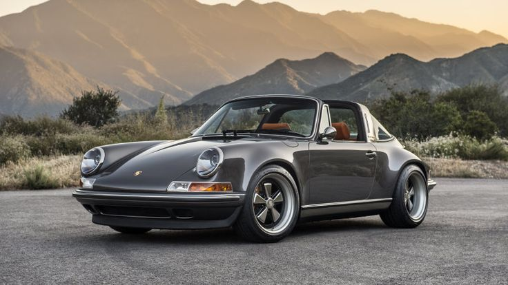 The Singer founder tells us all about the first Porsche 911 Targa his company has restored, just before its public debut at the Goodwood Festival of Speed.