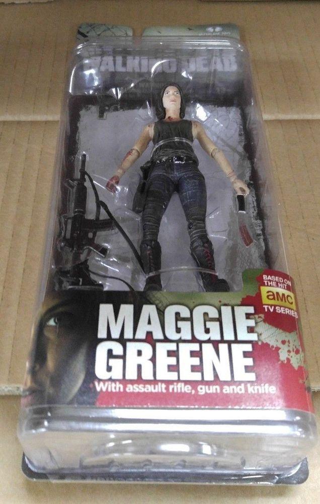 McFarlane The Walking Dead Series 5 MAGGIE GREENE Action Figure #McFarlaneToys