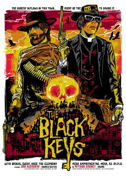 Black Keys by Beyond The Pale
