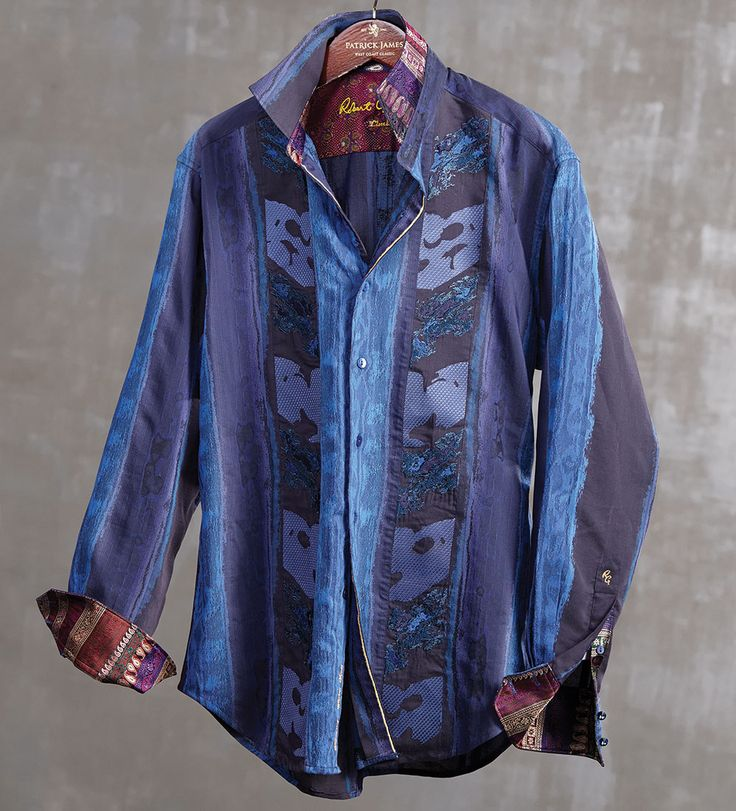 Robert Graham The Risk Limited Edition Shirt, Style RR141605, 682 Shirts made, Winter 2014