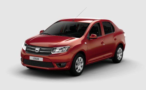 Logan – Gamme Dacia - Dacia France