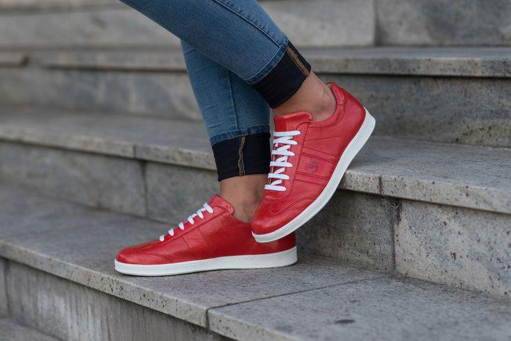 G&T Chili bőr sportcipő - limitált kiadás