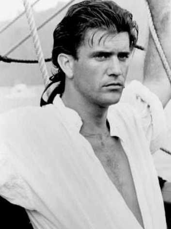 Mel Gibson in The Bounty