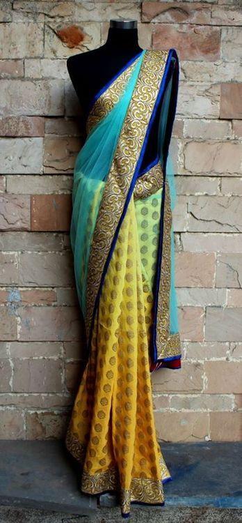 IT'S PG'LICIOUS  #saree