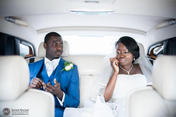 #wedding #portrait #car #crystal #palace #london