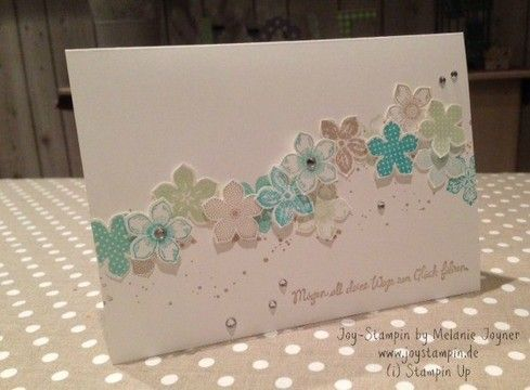 Petite Petals! Save in the package! - Stampin Up - Joy-Stampin