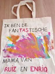 tas schilderen voor iemand