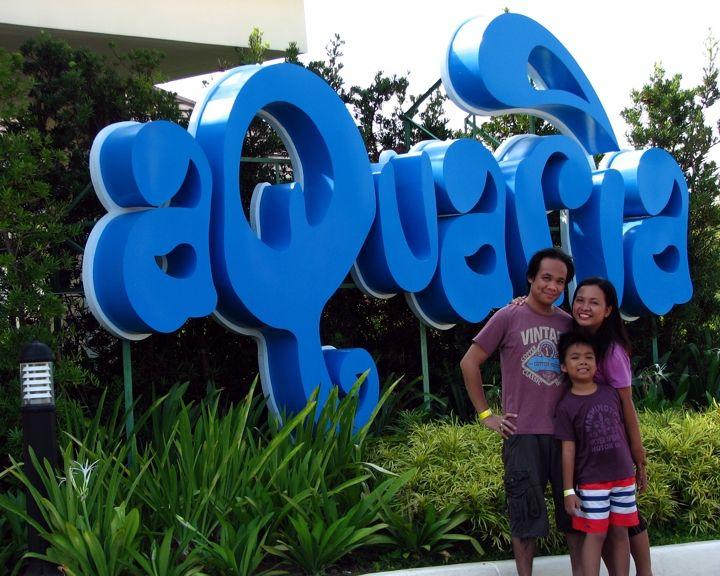 A long trip to Aquaria Beach Resort at Playa Calatagan Batangas (Part1) - Mommy Levy