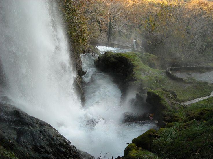 Waterfalls, Edessa