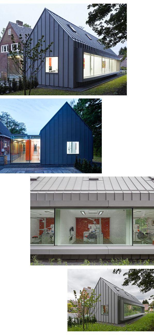 #shift #architecture #urbanism #dentist #collective #office #houseoffice #offgrid #prefab #prefabricado #industrializado #industrialized #modular #arquitectura #oficina #jardin #caseta
