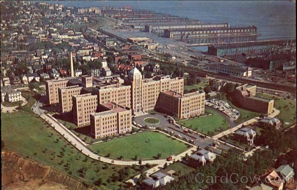 Marine Hospital, Stapleton Staten Island